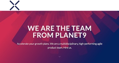 The Team From Planet9